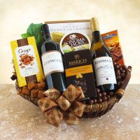 Kenwood Wine Celebration Gift Basket
