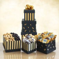 Elegant Gift Tower