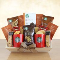 Starbucks Thank You Gift