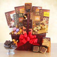 Godiva Deluxe Gift Basket