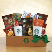 Starbucks Coffee and Cocoa Gift Box