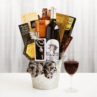 Silver Oak Holiday Gift Basket