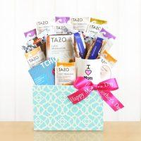 Moms Tea Time Gift Basket