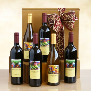 Regalo Valley Ranch Wine Country Experience Gift