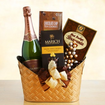 Chocolate and Bubbly Favorites