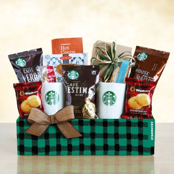Starbucks Evergreen Gift Box