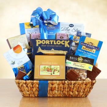 Kosher Gourmet Foods Gift Basket