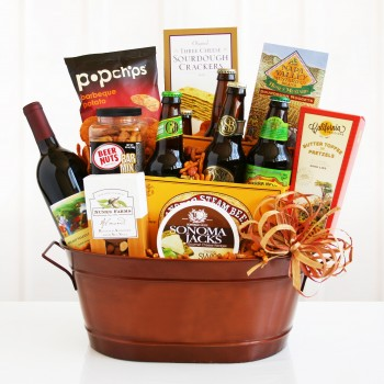 The Perfect Party Gift Basket