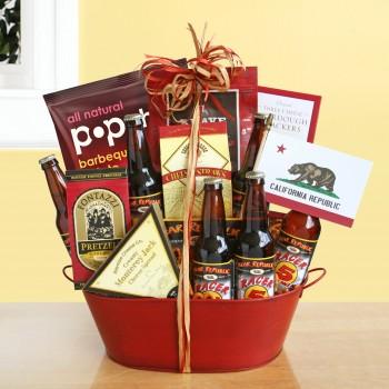 Bear Republic Gift Basket
