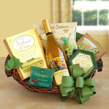 Holiday Cheers Gift Basket