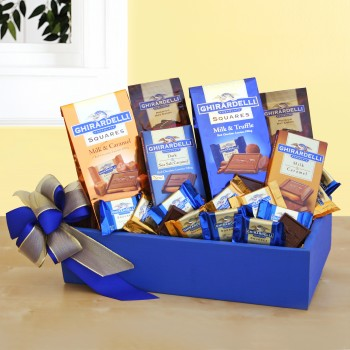 Taste of Ghirardelli Gift Package