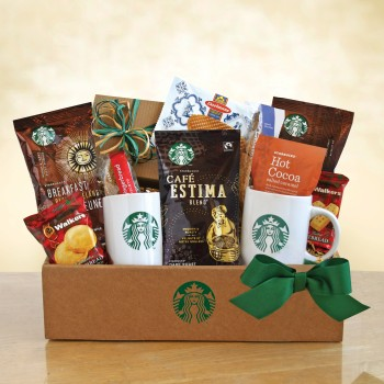 Starbucks Coffee and Cocoa Gift Box