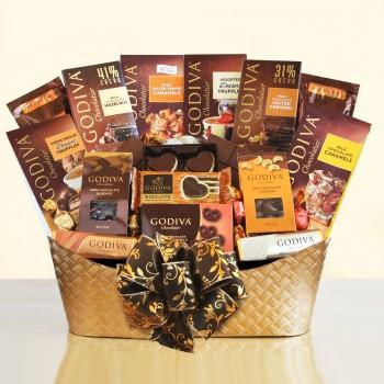 Godiva Supreme Gift Basket