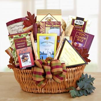 Munchies Galore Gift Basket