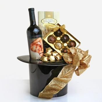Classic Marilyn Merlot Wine Gift