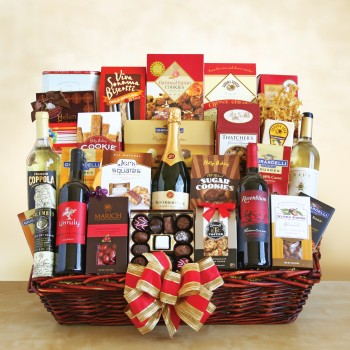 The Grand California Gift Basket